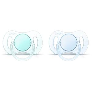 SUCETTE PHILIPS AVENT SCF151/01 Lot de 2 sucettes orthodon