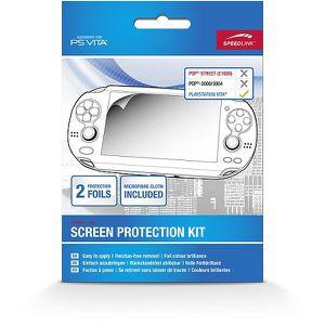 PROTECTION ECRAN JEUX 2 films de protection pour PS Vita