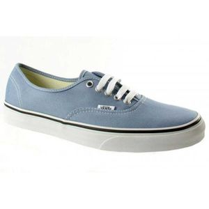 newest a2859 a5a90 BASKET Chaussure Basse VANS Authentic Faded Denim True Wh ...