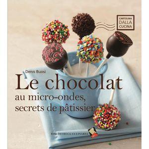 LIVRE CUISINE AUTREMENT WPRO CBF101 Le chocolat au micro-ondes