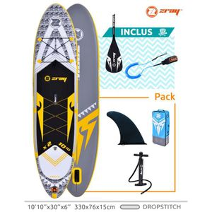STAND UP PADDLE Zray Stand up Paddle Gonflable Sup X-Rider DELUXE