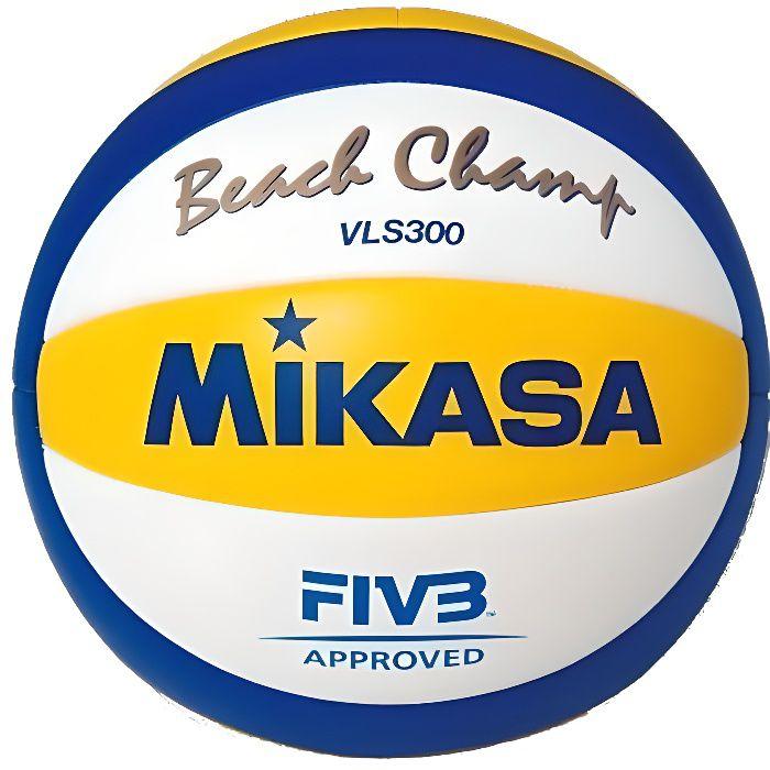 MIKASA Ballon de Beach-volley VLS300