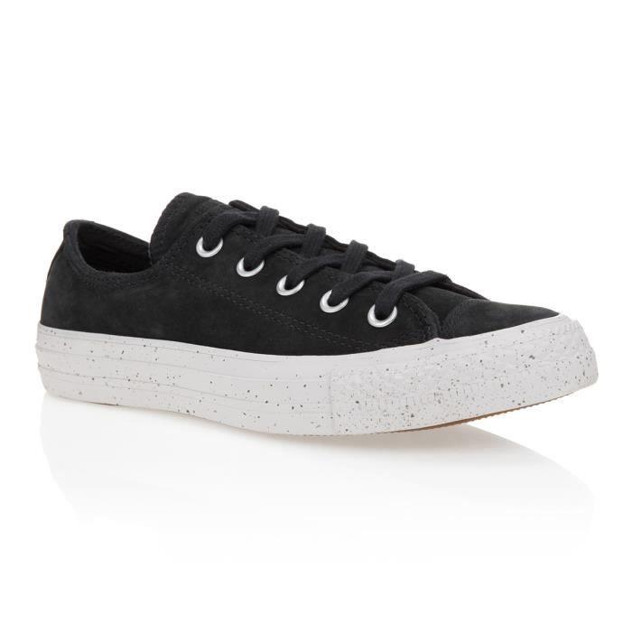 Converse Ctas Ok Noir Femme Chaussures Nubuck cl1FKTJ