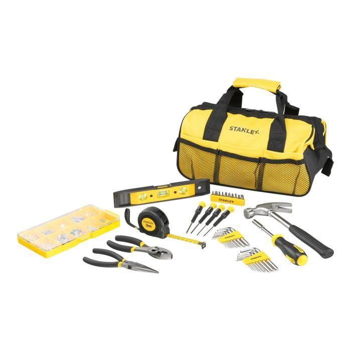 STANLEY Coffret outils 38 pièces
