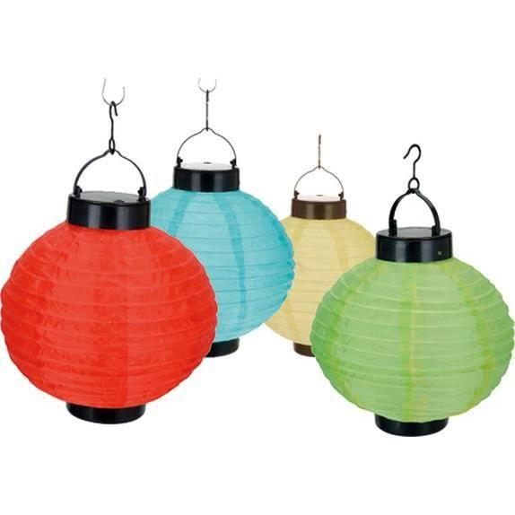 brema lampion solaire par coloris 123154 achat vente. Black Bedroom Furniture Sets. Home Design Ideas