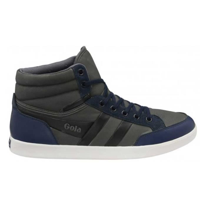 Gola Homme Vicinity Montant Chaussure Pointure Graphite 42 Baskets Navy Black BEqqwR0