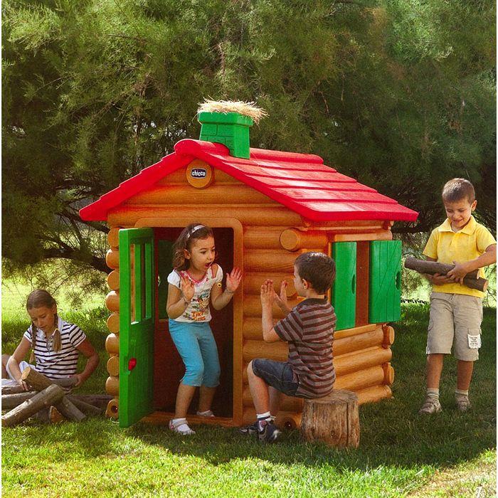 Chicco Chalet - Achat / Vente maisonnette extérieure - Cdiscount