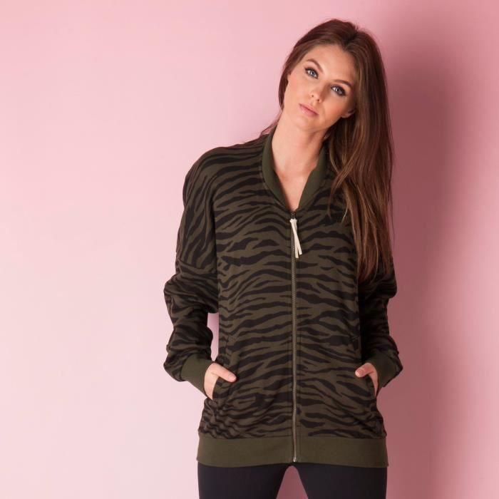 En Femme De Vert Veste Originals Pour Survêtement Adidas wvn4qYT