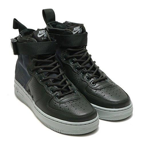 huge selection of 54cca cf4c7 Nike Wmns Sf Air Force 1 Mid Sneakers Casual JS78M Taille-39