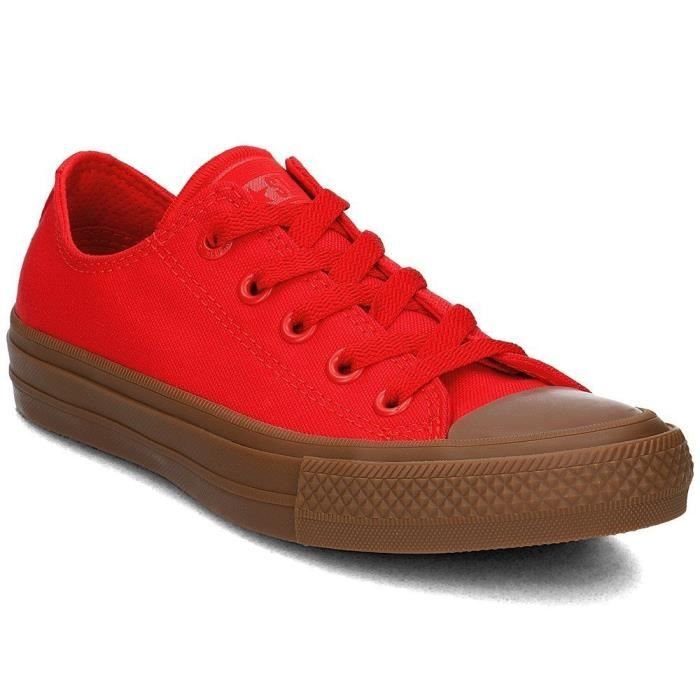 converse rouge 36