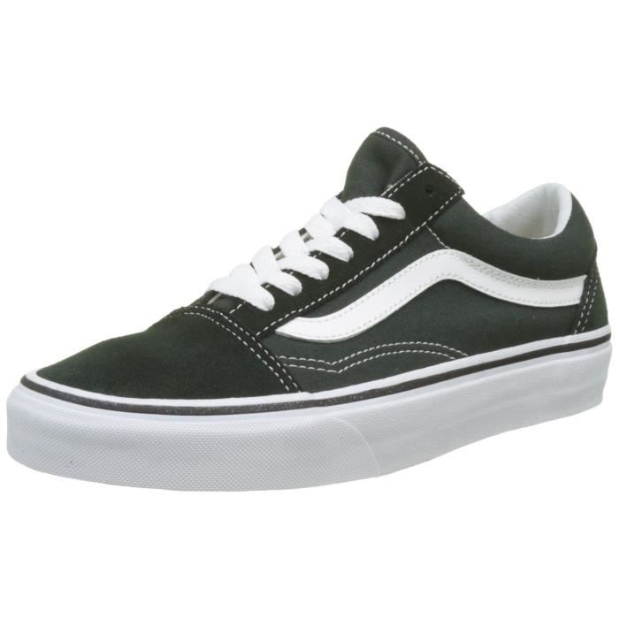 Chaussures 2 Taille Skool 44 Vans Old Lei7t 1 Blanc Homme UVSpqMz