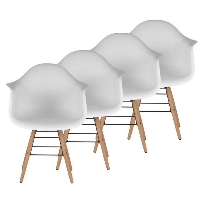 Fabulous my sit chaise design naala ensemble de salle m for Salle a manger blanche pas chere