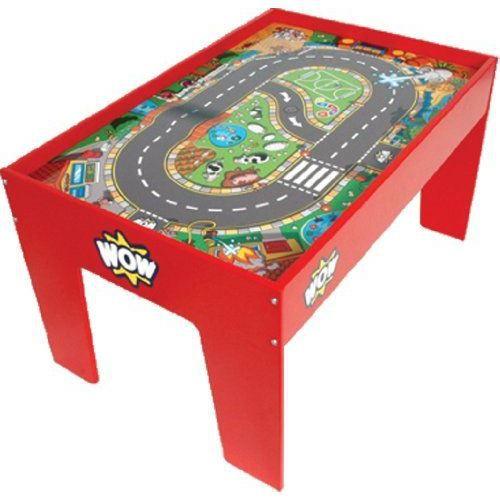 Wow Toys Table De Jeux Activity Achat Vente Table Jouet D