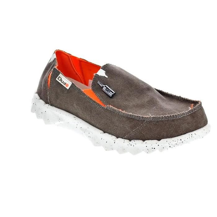chaussures Dude modèle Farty Man Mocassins Funk25261_81229 52SFnZP2NA