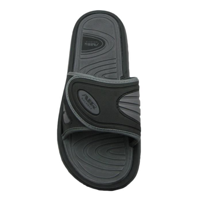 Air Men's Comfortable Shower Beach Sandal Slippers W-adjustable Strap In Classy Colors IJXJO Taille-39