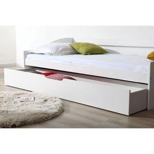lit tiroir enfant achat vente lit tiroir enfant pas. Black Bedroom Furniture Sets. Home Design Ideas