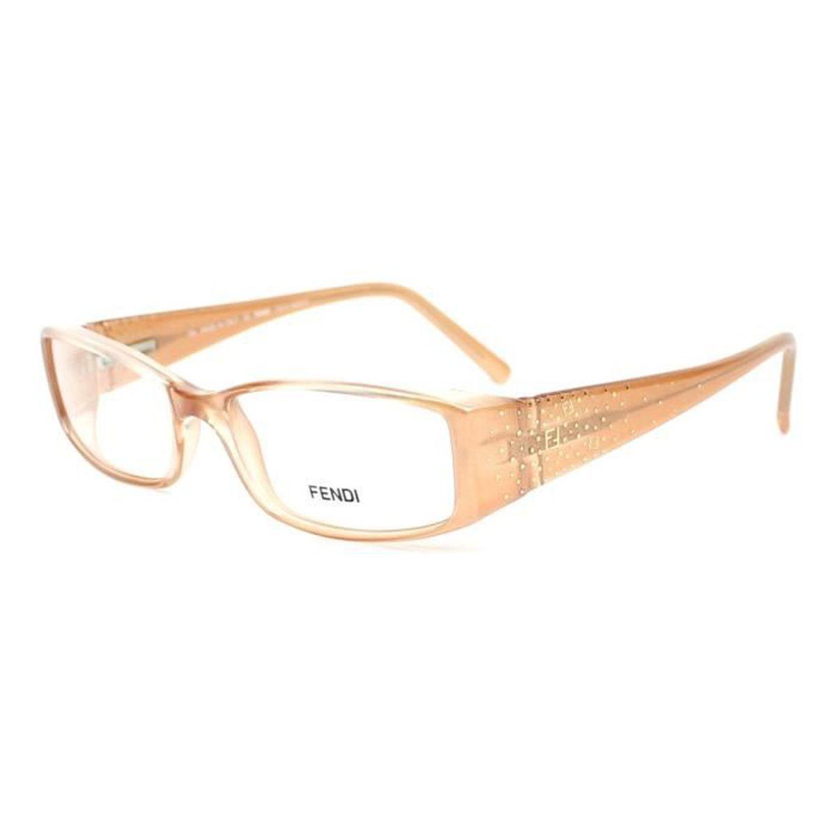 Lunettes de vue Fendi F817 -832 Nude - Achat   Vente lunettes de vue ... b15d24c0aad8