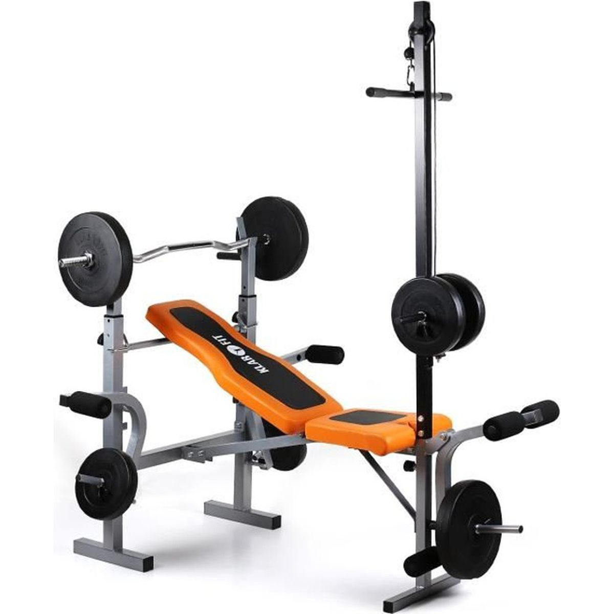 appareil musculation jambes occasion