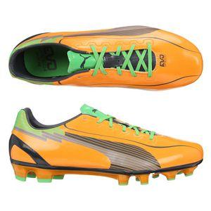 detailed look edec3 ba6e7 CHAUSSURES DE FOOTBALL PUMA Chaussures Foot EVO SPEED 4 FG Homme