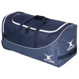 GILBERT Sac de rugby CLUB TRAVEL V2 XL - H:38cm x L:74cm x P:38cm - Bleu marine