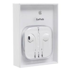 APPLE Ecouteurs iphone6 AUTHENTIQUES avec connecteur mini-jack 3,5mm