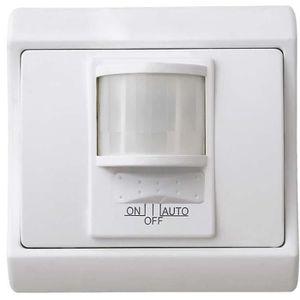 VOLTMAN Interrupteur détecteur de mouvement ? encastrer 500 W