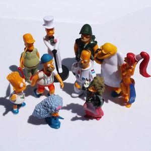 Figurine simpson achat vente jeux et jouets pas chers - Bande dessinee simpson ...