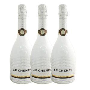 PÉTILLANT & MOUSSEUX Lot de 3 JP Chenet Brut Ice Edition