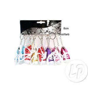 brand new d16dd 33239 PORTE-CLÉS Porte-clés chaussure de basket à sequins 8cm - Qua