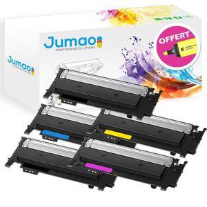 TONER Lot de 5 Toners cartouches laser Jumao compatibles