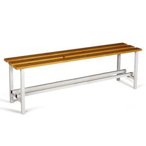 banc bois metal achat vente banc bois metal pas cher cdiscount. Black Bedroom Furniture Sets. Home Design Ideas