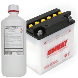PIÈCE OUTIL DE JARDIN Batterie tondeuse. 12N 9-4B1 + acide - Produit neu