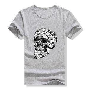 t shirt tete de mort homme achat vente t shirt tete de. Black Bedroom Furniture Sets. Home Design Ideas