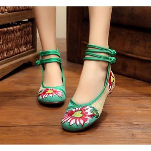 ESPADRILLE Espadrilles Femme Chaussures habillées Vert