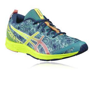 Chaussures asics running gel hyper tri 2 femme multicolor