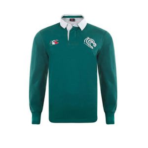 MAILLOT DE RUGBY CCC leicester tigers vintage ugly rugby shirt