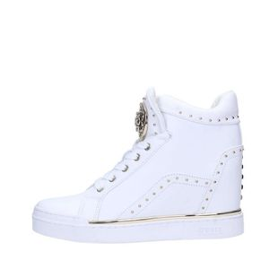 BASKET Guess Sneakers Femme Blanc