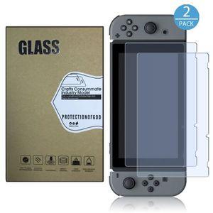 CONSOLE NINTENDO SWITCH Protecteur d'écran Nintendo Switch, HQTech Nintend