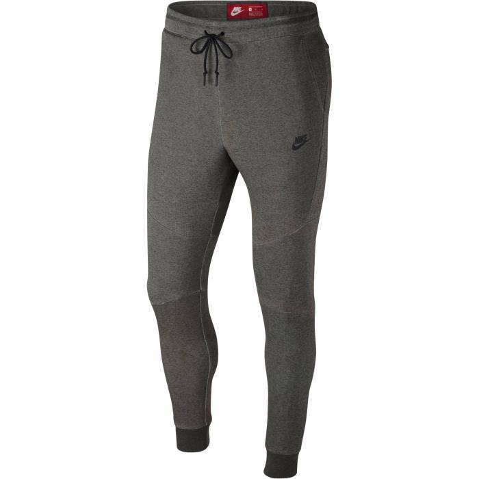 e6aa7e8d2 NIKE Pantalon de jogging NSW Tch Flc - Homme - Vert Vert - Achat ...