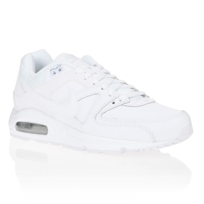 BASKET NIKE Baskets Air Max Command Leather Chaussures Ho