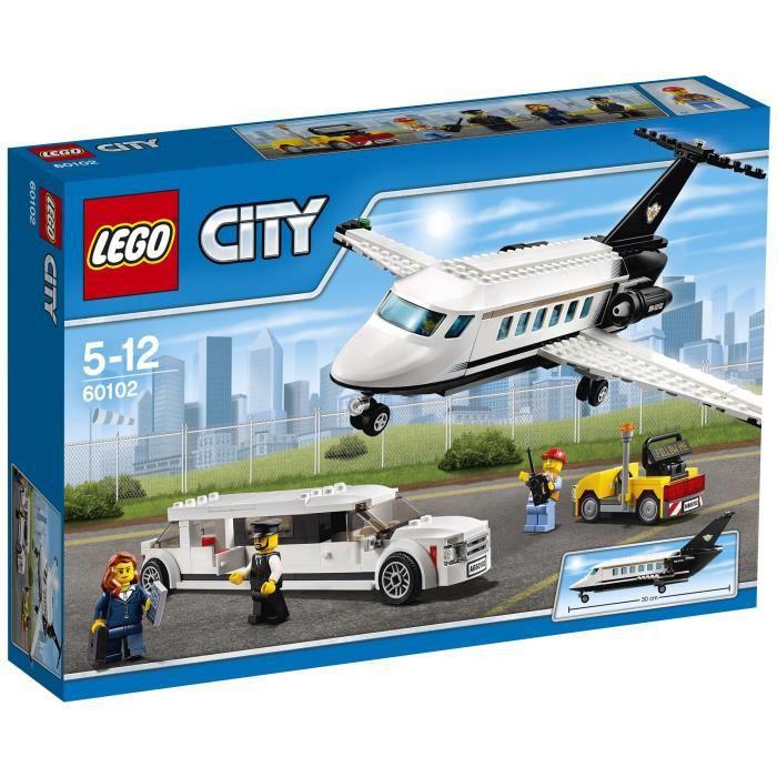 LEGO 60102 Le service VIP de l aéroport