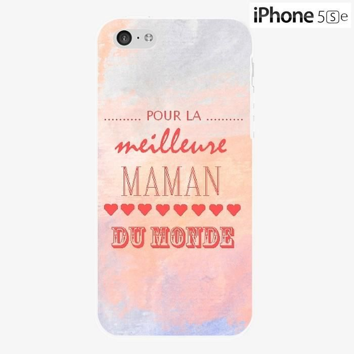 coque iphone 5 mama