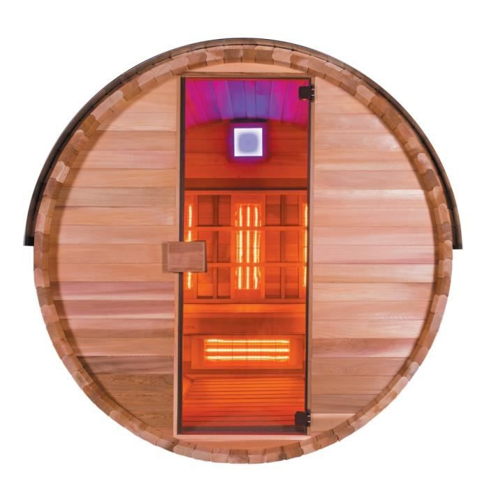 jacuzzi exterieur bois achat vente pas cher. Black Bedroom Furniture Sets. Home Design Ideas