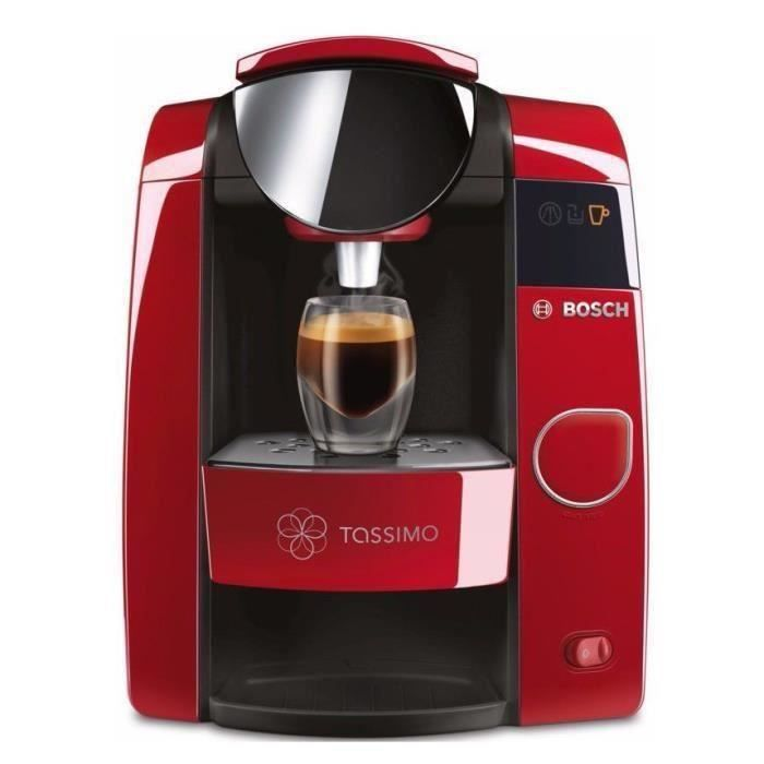 bosch tassimo joy tas4503 rouge achat vente machine caf cdiscount. Black Bedroom Furniture Sets. Home Design Ideas