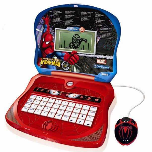 Clementoni ordinateur spiderman classic achat vente - Les jeux de spiderman 4 ...