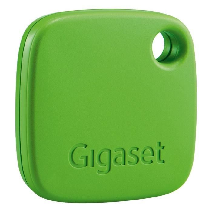 GIGASET Balise Porteclés Connecté GTag Vert Achat Vente - Porte clé connecté
