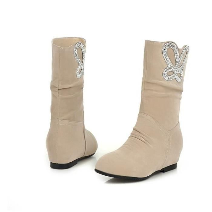 mode couleur pure classique chaussure de talon ...