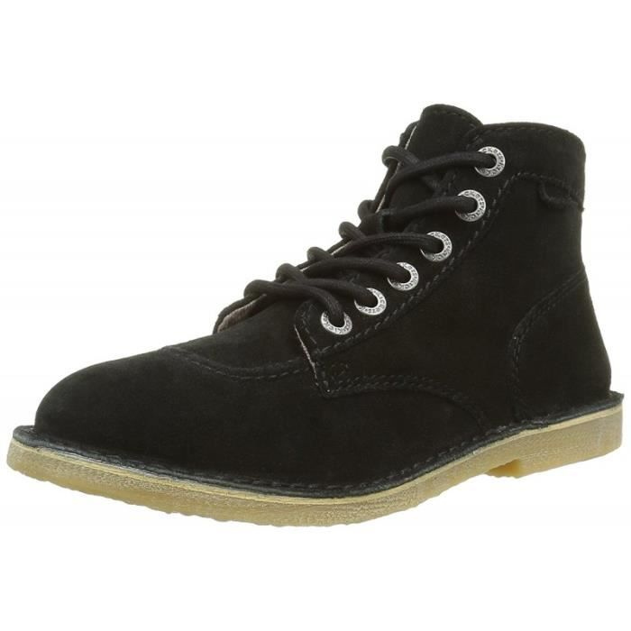 0c88f3a0f612fb Chaussures kickers femme - Achat / Vente pas cher