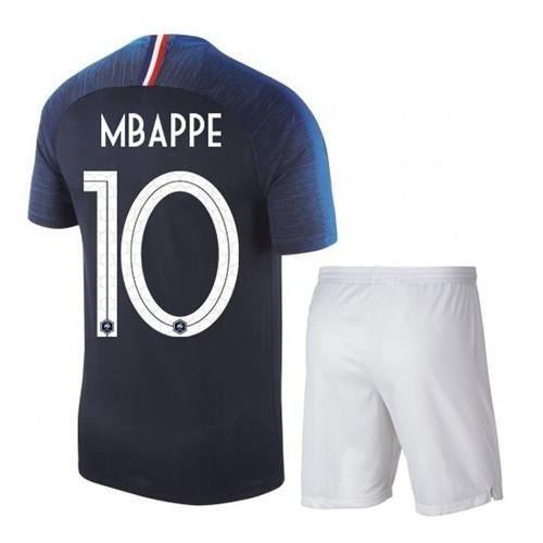 e44650a3e1d99 Cher 2 Achat Mbappe Equipe De France Pas Maillot Vente Etoiles ZPkXuOi
