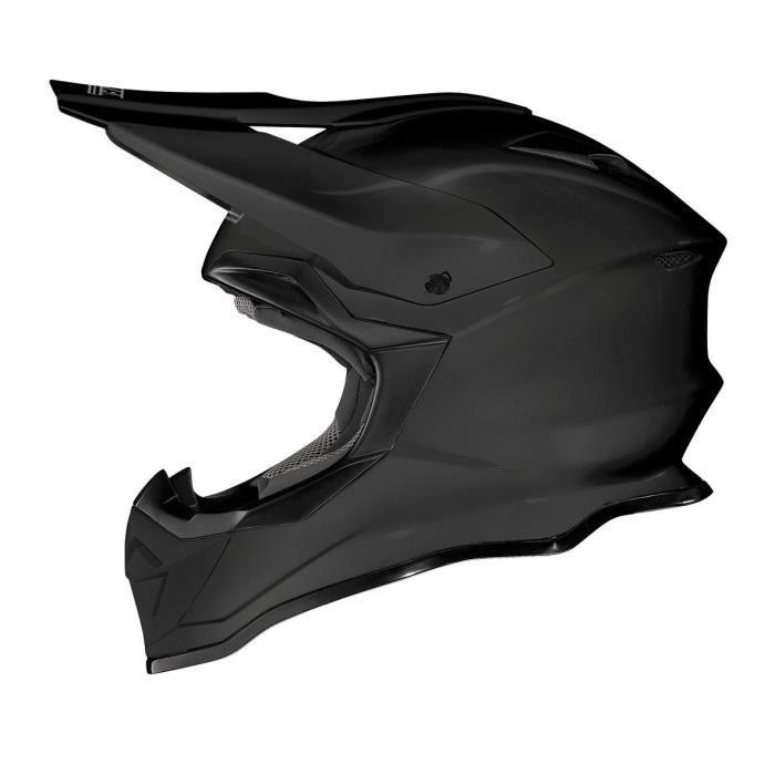 nolan casque cross n53 smart noir mat achat vente. Black Bedroom Furniture Sets. Home Design Ideas